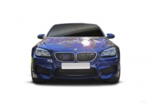 BMW M6 Cabrio Competition (2015-2015) Front