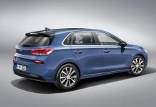 Hyundai i30 1.4 (seit 2017) Heck + rechts