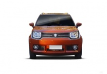 Suzuki Ignis (seit 2016) Front