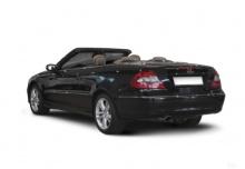 Mercedes-Benz CLK Cabrio 320 CDI 7G-TRONIC (2005-2009) Heck + links