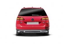 VW Golf Variant 2.0 TDI 4Motion BlueMotion Technology (seit 2017) Heck