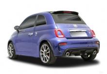 Fiat 595 C (2016-2016) Heck + links