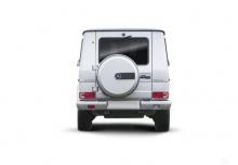 Mercedes-Benz G 500 7G-TRONIC (seit 2015) Heck