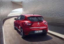Renault Clio Energy TCe 120 (seit 2016) Heck + links