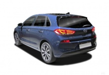 Hyundai i30 1.4 (seit 2017) Heck + links
