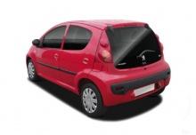 Peugeot 107 70 (2010-2011) Heck + links
