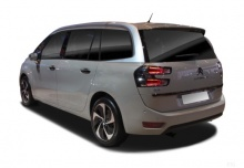Citroen Grand C4 Picasso PureTech 130 Stop&Start EAT6 (2016-2016) Heck + links