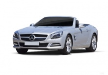 Mercedes-Benz SL 350 7G-TRONIC (2011-2014) Front + links