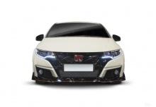 Honda Civic 2.0 VTEC Turbo (2015-2017) Front