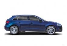 Audi A3 1.6 TDI Sportback S tronic (seit 2017) Seite rechts