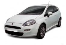 Fiat Punto 1.2 8V (seit 2015) Front + links