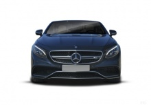 Mercedes-Benz AMG S 65 Cabrio AMG Speedshift 7G-TRONIC (2016-2016) Front