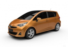 Toyota Verso S 1.4 D-4D (2014-2015) Front + links