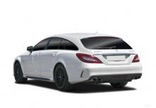 Mercedes-Benz CLS Shooting Brake 63 AMG 4Matic AMG SPEEDSH. MCT (2014-2014) Heck + links