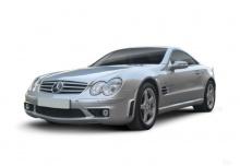 Mercedes-Benz SL 55 AMG Automatik (2006-2008) Front + links