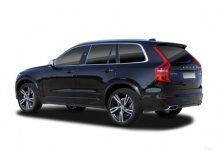 Volvo XC90 D5 AWD Geartronic (seit 2016) Heck + links