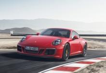 Porsche 911 Carrera GTS (2017-2017) Front + links