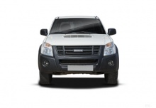 Isuzu D-Max 4x2 Single Cab (2012-2012) Front