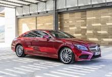 Mercedes-Benz CLS 220 d 9G-TRONIC (2016-2016) Front + rechts
