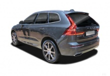 Volvo XC60 T5 AWD Geartronic (seit 2017) Heck + links