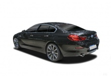 BMW 640i Coupe (seit 2015) Heck + links