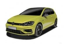 VW Golf 1.0 TSI BlueMotion Technology (seit 2017) Front + links