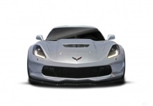 Chevrolet Corvette Stingray 2LT 6.2 V8 (seit 2015) Front