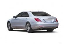 Mercedes-Benz S 600 L 7G-TRONIC (seit 2014) Heck + links