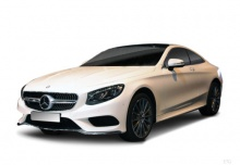 Mercedes-Benz S 400 Coupe 4Matic 7G-TRONIC (2015-2015) Front + links