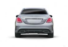 Mercedes-Benz C 160 9G-TRONIC (seit 2016) Heck