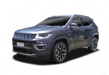 Jeep Compass 1.4 MultiAir (seit 2017) Front + links