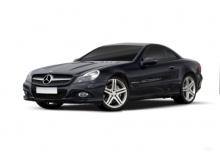 Mercedes-Benz SL 600 Automatik (2008-2011) Front + links