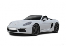 Porsche 718 Boxster (2016-2016) Front + links