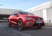 Seat Ibiza 1.0 MPI S&S (seit 2017) Front + rechts