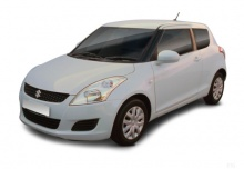 Suzuki Swift 1.2 ECO+ (seit 2014) Front + links