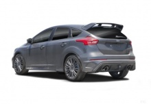 Ford Focus 2.3 EcoBoost S&S Allrad (2017-2017) Heck + links