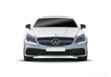 Mercedes-Benz CLS Shooting Brake 63 AMG 4Matic AMG SPEEDSH. MCT (2014-2014) Front