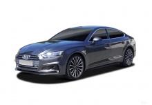 Audi A5 Sportback 2.0 TFSI (seit 2017) Front + links