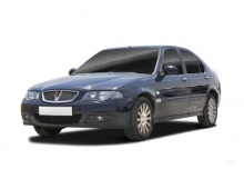 Rover 45 1.8 (2004-2005) Front + links