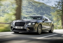 Bentley Continental Supersports (2017-2017) Front + links