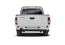 Isuzu D-Max 4x2 Single Cab (2012-2012) Heck