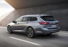 Opel Insignia Sports Tourer 2.0 Diesel (seit 2017) Heck + links