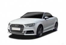 Audi S3 Cabrio S tronic (2016-2016) Front + links