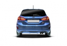 Ford Fiesta 1.1 (seit 2017) Heck