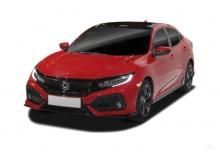 Honda Civic 1.5 i-VTEC Turbo (seit 2017) Front + links