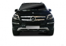 Mercedes-Benz GL 500 4Matic BlueEFFICIENCY 7G-TRONIC (2012-2012) Front