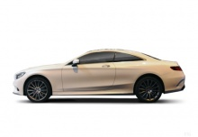 Mercedes-Benz S 500 Coupe 9G-TRONIC (2017-2017) Seite links