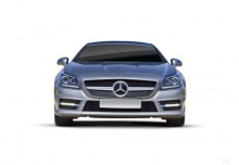 Mercedes-Benz SLK 350 BlueEFFICIENCY 7G-TRONIC (2011-2016) Front