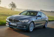 BMW 320i GT (seit 2016) Front + links