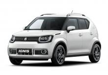 Suzuki Ignis (seit 2016) Front + links